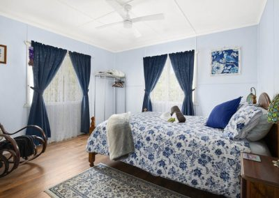The Cottage - Bedroom
