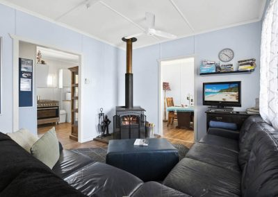 The Cottage - Living Room